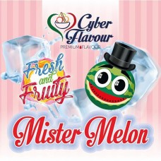 CYBER FLAVOUR Fresh&Fruit - Mr. Melon senza nicotina 100ml
