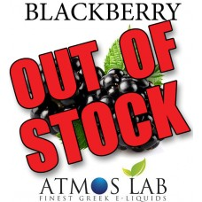 Atmos Lab - Aroma BLACKBERRY 10ml