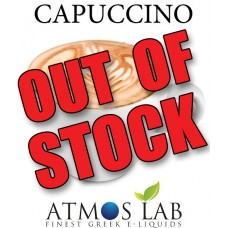Atmos Lab - Aroma CAPPUCCINO 10ml