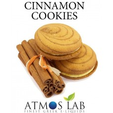Atmos Lab - Aroma Cinnamon Cookies 10ml