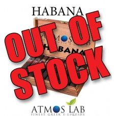 Atmos Lab - HABANA senza nicotina - 10ml