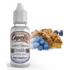 Capella Flavors - Aroma Blueberry Cinnamon Crumble