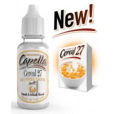 Capella Flavors - Aroma Cereal 27