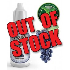 Capella Flavors - Aroma Concord Grape con Stevia