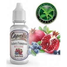 Capella Flavors - Aroma Blueberry Pomegranate con Stevia