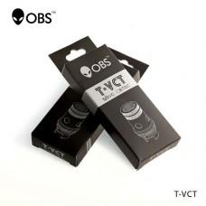 Head Coil NI200 per atomizzatore OBS T-VCT da 0,25ohm - Pacco da 5