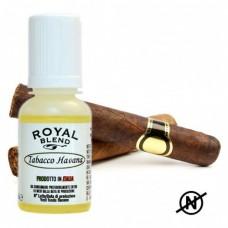 Royal Blend - Tabacco HAVANA 18mg nicotina 10ml