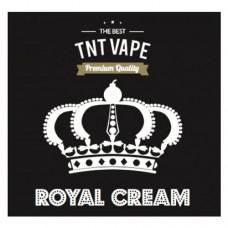 TNT Vape - ROYAL CREAM 1,5mg nicotina 3x10ml