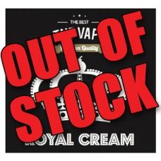 TNT Vape - ROYAL CREAM 3mg nicotina 3x10ml