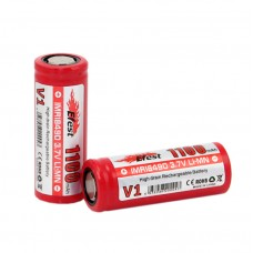 Efest 18490 1100mah 3.7V IMR LiMn high drain battery with Flat top