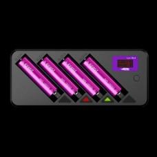 Caricabatterie Efest LUC BLU4 intelligent Bluetooth 4 Bay