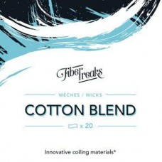 Fiber Freaks - Cotton Blend Wicks