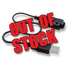 Caricabatteria usb per sigaretta elettronica.