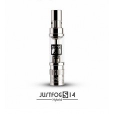 Atomizzatore Justfog S14 con Hybrid drip tip