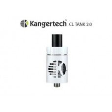 Atomizzatore Kanger CL Tank 4ml Bianco