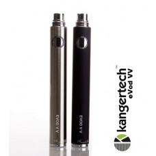 Batteria Kanger Evod VV 650 mAh, per sigaretta elettronica.