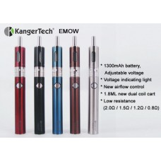 Kit Kanger emow 1300mAh Marrone